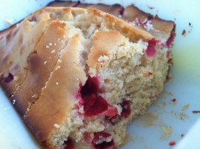 Cranberry Bread 3